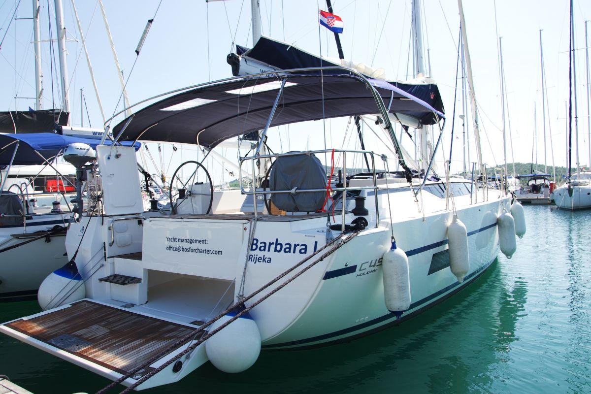 BosforCharter.com - Barbara - Bavaria C45