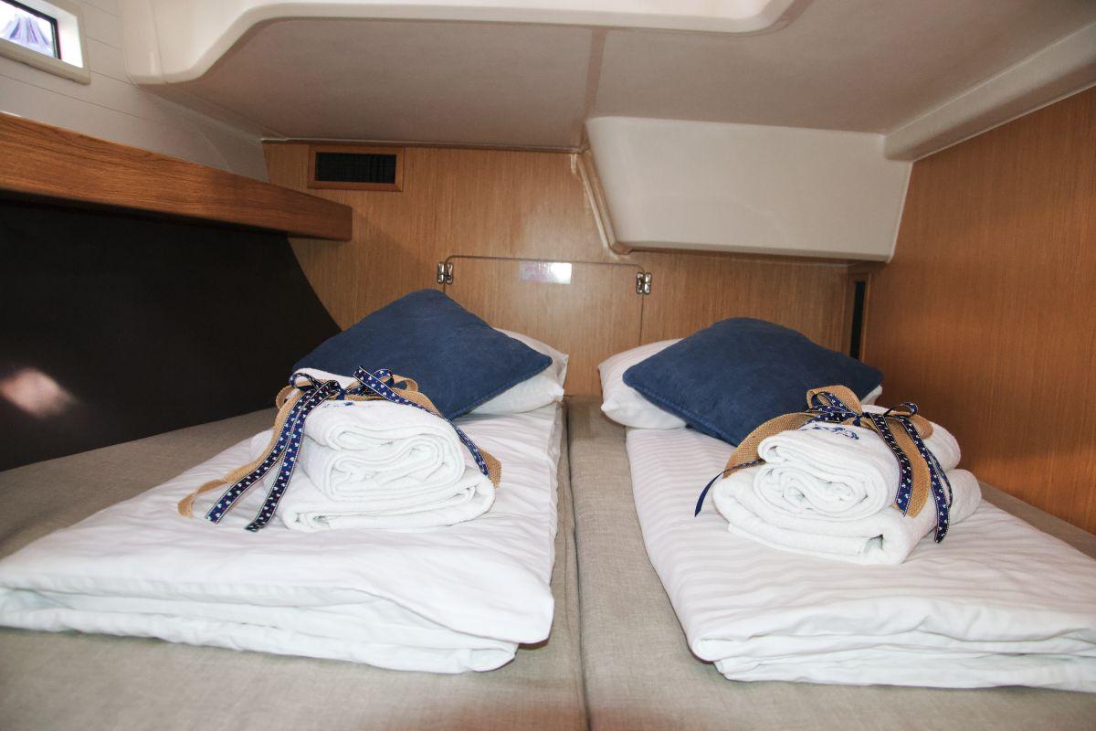 BosforCharter.com - Margot - Bavaria Cruiser 51