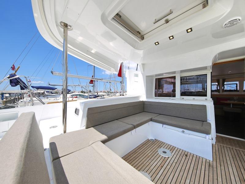 BosforCharter.com -  MANTRA - Lagoon 450 FLY