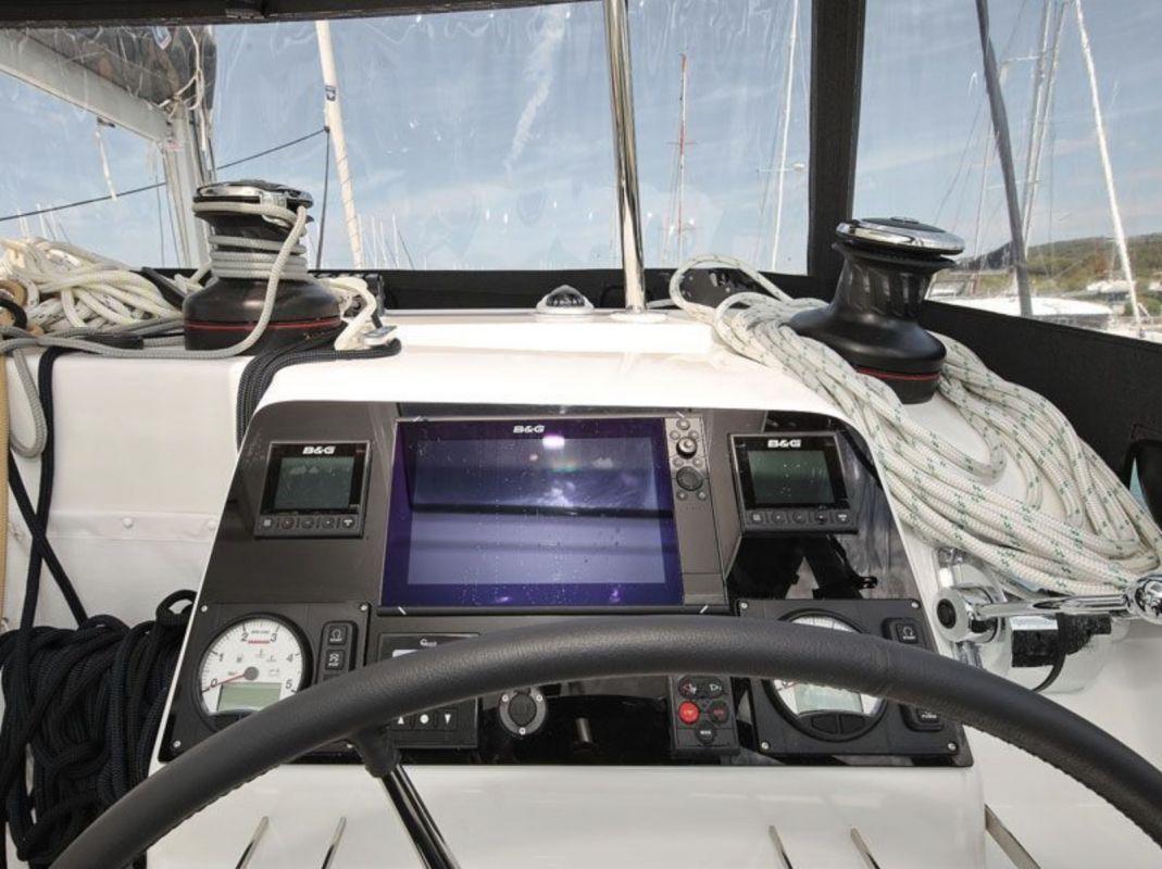 BosforCharter.com - I Love Anna - Lagoon 450S